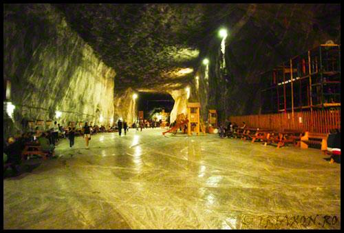 Salina Praid - Praid salt mine