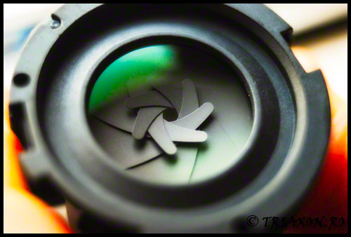 Behind the lens - Aperture - Diafragma