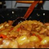 My second recipe for Chinese food – Pinneaple chicken