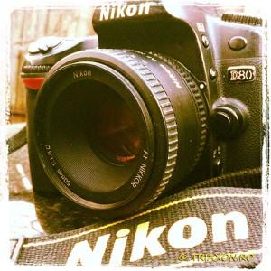 My Number 1 - Nikon D80