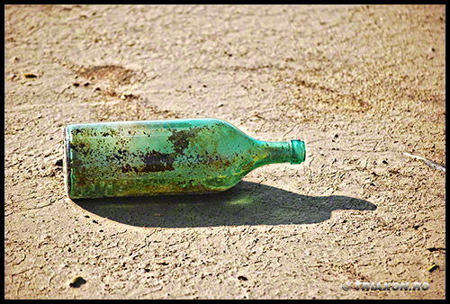 Message in a bottle II