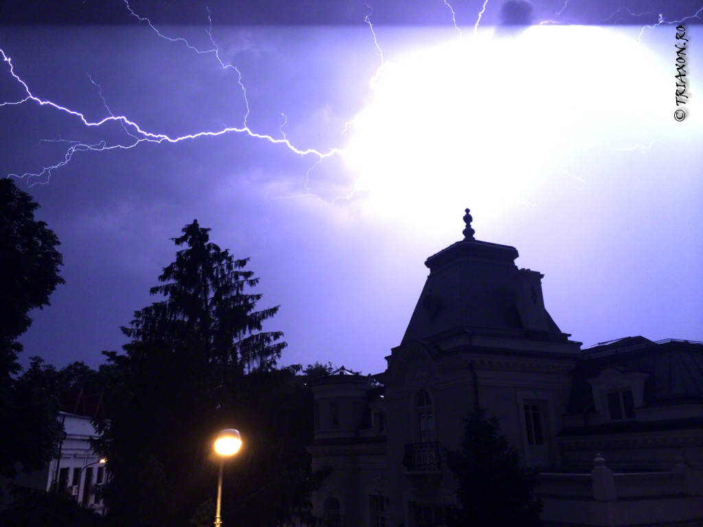 Fulger - Lightning Furtuna Bucuresti