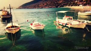 Boats in Arkadia, Plaka, Leonidiou