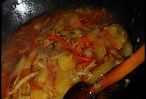 chinese_food_pinneaple_chicken_pui_chinezesc_ananas11