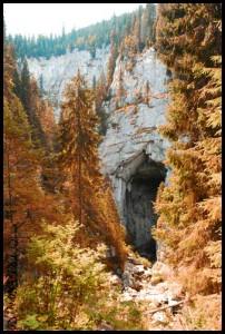 Apuseni - Cetatile Ponorului cave