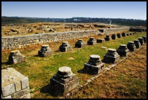 Adamclisi - Tropaeum Traiani - Basilica Forensis